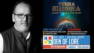 "Director Tristan Bourlard Discusses his film ""Terra Masonica."""