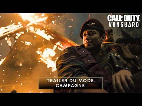 Call of Duty: Vanguard : Bande-annonce de la campagne