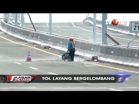 HEBOH! Tol Layang Jakarta-Cikampek Bergelombang?