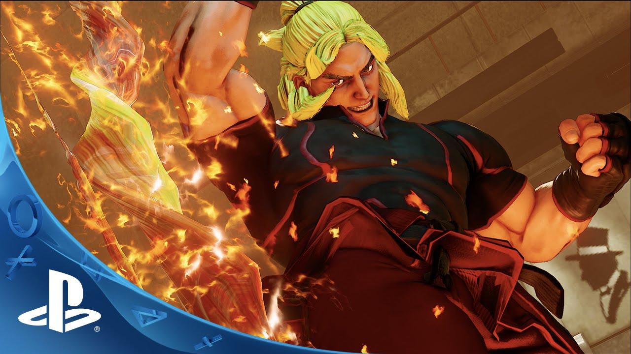 Street Fighter V: Ken is Back