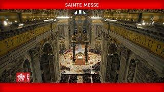 Pape François-Sainte Messe pour la Communauté congolaise 2019-12-01
