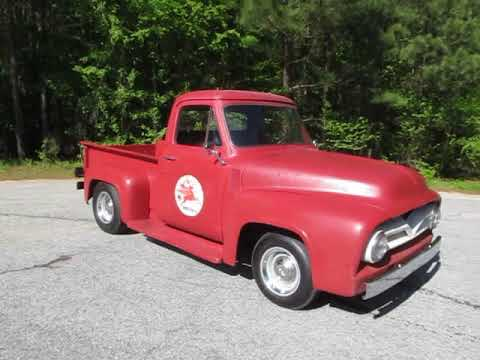 Video of '55 F100 - PWET