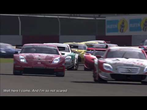 "GT5 Trailer Montage 2 - Sheryl Crow ""Real Gone"""