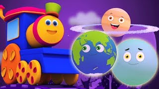 Bob Der Zug | Planeten Lied | Lernvideos | Bob Train | Learn Planets | Planets Song | Kids Video