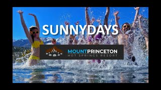 Colorado Hot Springs Vacations @ Mount Princeton Hot Springs Resort