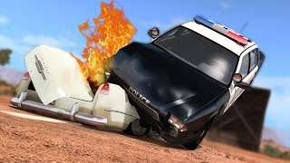 UNBELIEVABLE DESTRUCTION - NEW UPDATE! (BeamNG Drive Funny Moments)