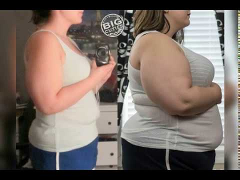 BBW-Weight Gain -Before and After