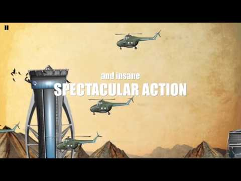 Video of Wingsuit Stickman