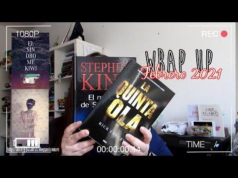 Wrap Up || Febrero 2021  ¡Mejores lecturas de 2021!