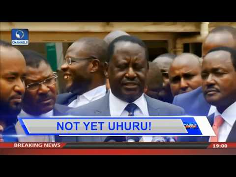 The kenya Election Annulment Verdict Pt 1 | Politics Today |