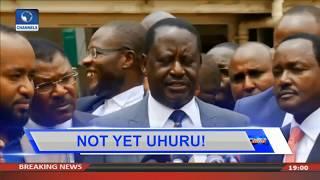 The kenya Election Annulment Verdict Pt 1   Politics Today  