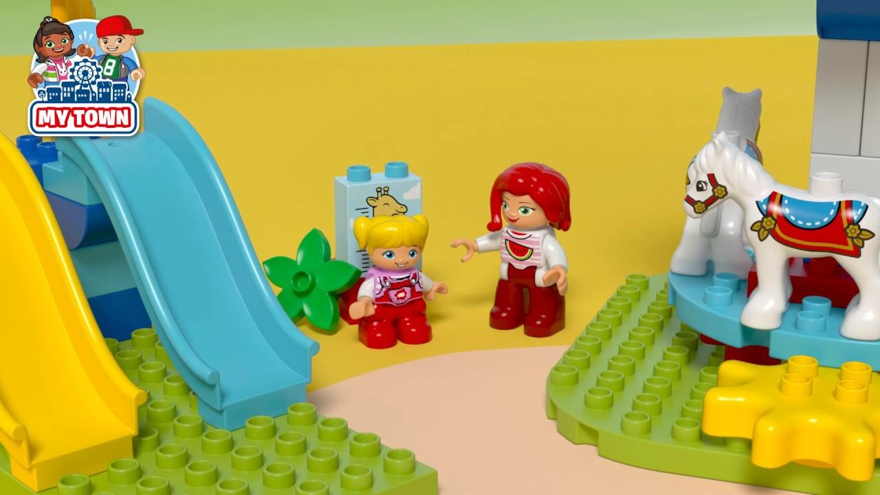 Lego Duplo Klocki Wesołe Miasteczko 10841 Lego Sklep Empikcom