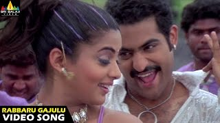 Yamadonga Songs | Rabbaru Gajulu Video Song | Jr NTR, Priyamani | Sri Balaji Video
