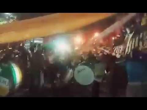 """Artillería Verde Sur - Previa D. Quindío Vs D.  Pereira"" Barra: Artillería Verde Sur • Club: Deportes Quindío"