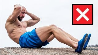 3 Exercises Better Than Sit Ups