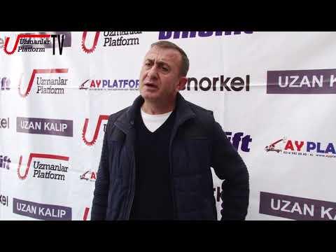 UZMANLAR PLATFORM - AYDINTAŞ VİNÇ / BEHZAT KARLI