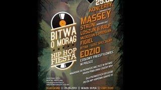 preview picture of video 'Bitwa o Morąg - freestyle - Pokemon - Edzio 25.05.2013 (+ pani Teresa ) półfinał'