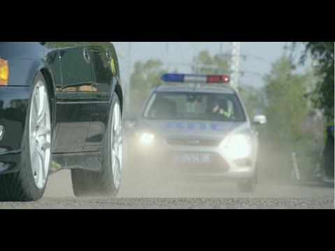 """""""Дорожный инспектор"""". Видеоклип."""