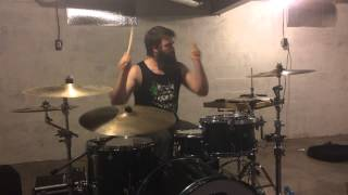 Disciple Unstoppable Drum Cover - Ben Millhouse