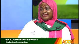 NDC Parliamentary Primaries - Badwam Mpensenpensenmu on Adom TV (23-8-19)