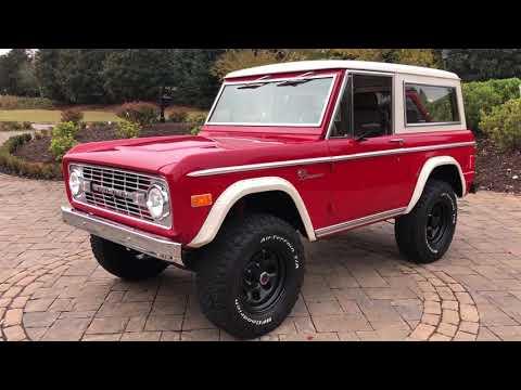 1977 Ford Bronco (CC-1160742) for sale in Atlanta, Georgia