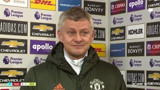 """""""Dan James is learning, I'm happy for him!"""" Solskjaer reacts to Man Utd 3-1 Newcastle"""
