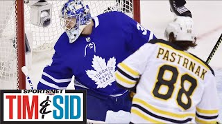 How Big An Opportunity Did Maple Leafs Blow Against Bruins?   Tim and Sid