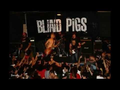 Patria Libre O Muerte - Blind Pigs