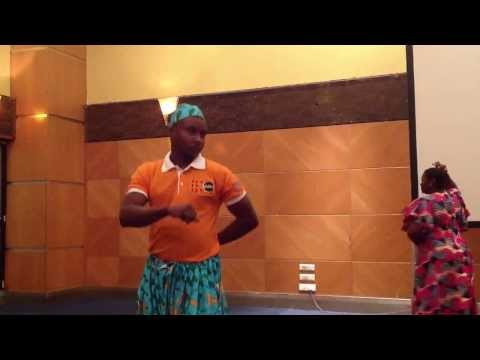 Hausa Dance Presentation at the UNFPA NIgeria 2013 Retreat in Lagos