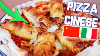 Pizza CINESE - SPACEMIX