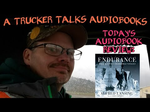 Today's Audiobook Review: Endurance: Shackleton's Incredible Voyage