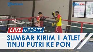 Cabang Olahraga Tinju Sumbar Kirim 1 Atlet Putri di PON Papua 2021