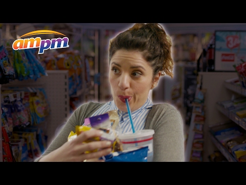 5 Types Of Snack People // Presented By BuzzFeed & ampm