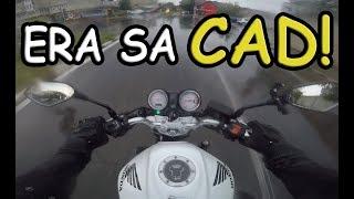 (Motor)Bike Motovlog #21 M-a prins PLOAIAAAAA! #2   Kholo.pk