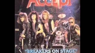 Accept-Breaker Live 1985