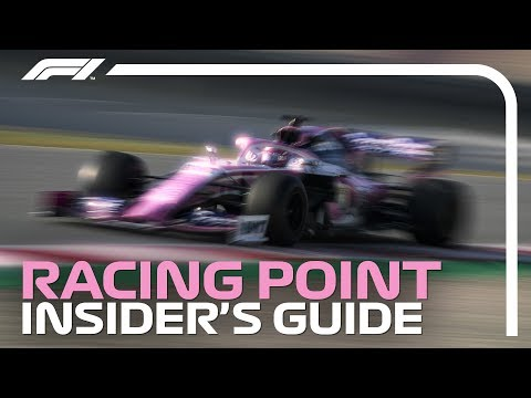 Everything You Need To Know About Racing Point | F1 Testing 2019