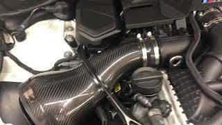 Eventuri Carbon Fiber Intake - BMW F90 M5