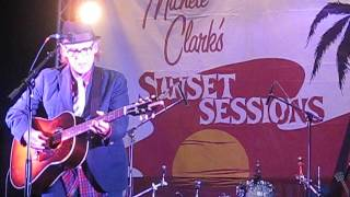 "John Hiatt - ""Blues Can't Even Find Me"" - Sunset Sessions SF Main Stage - Feb. 21,2013"
