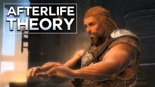 Who Claims the Dragonborn's Soul? - Skyrim Theory