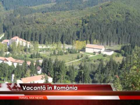 Vacanţă în România – VIDEO