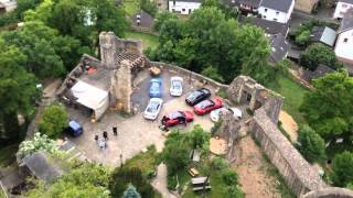 preview picture of video 'Kerpen castle Nurburgring 7 -2015 BMW F80 M3/4'