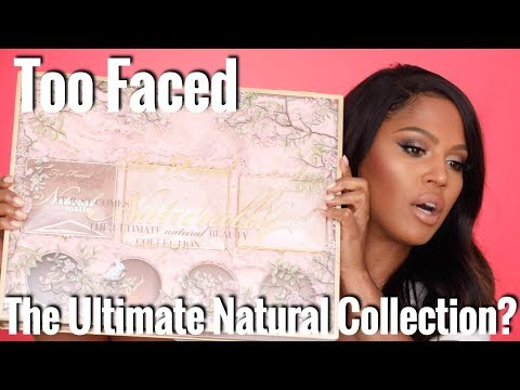Natural Matte Eyes Eye Shadow Palette by Too Faced #9