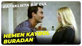 Erol, Selma ile Yatak Odasında Ailesine Basıldı | Bataklıkta Bir Gül - Banu Alkan Türk Filmi