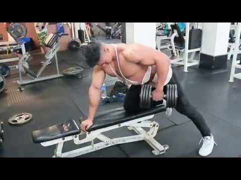 Kasaysayan nawala timbang sa gym