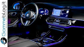 BMW X5 (2019) INTERIOR   The Best AMBIENT LIGHTING or Not ?