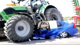 Подборка аварий грузовиков 2014 года