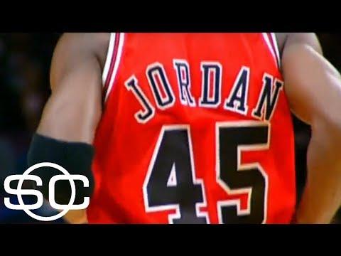 Michael Jordan drops 55 vs. Knicks just 5 games after coming out of retirement | SportsCenter | ESPN