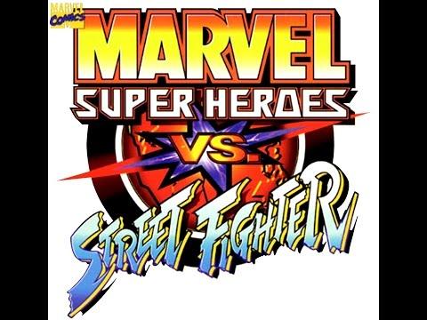 Download Marvel Super Heroes Vs Street Fighter Theme Of Ken Video