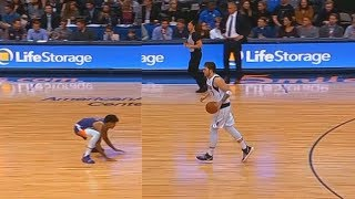 Luka Doncic Teaches Kelly Oubre Jr A Lesson For Taunting Him! Mavericks vs Suns