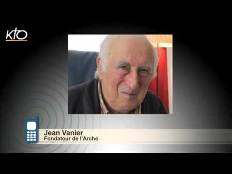 #PrayForParis - Jean Vanier